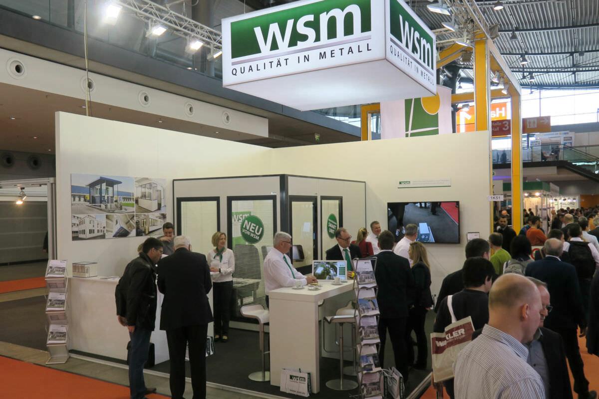 WSM-Stand auf der LogiMAT 2017